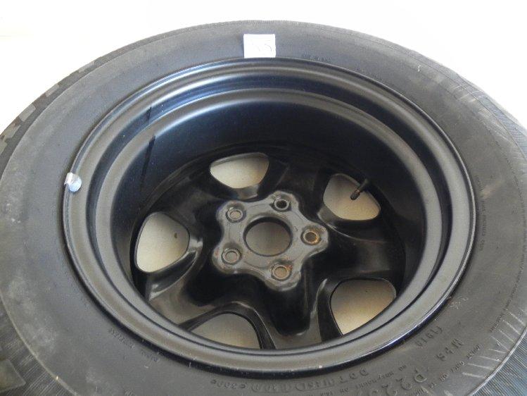 Lexus RX300 Spare Wheel Disc Tire Goodyear Integrity P225 70R 101S 427 55