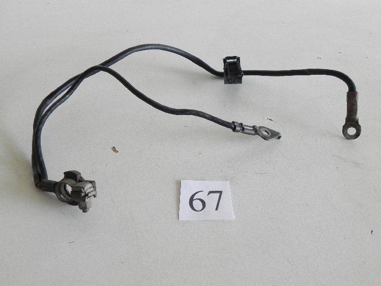 toyota corolla battery negative wire wiring cable harness. Black Bedroom Furniture Sets. Home Design Ideas