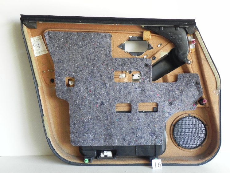Lexus RX300 Board Front Door Panel Trim Right 67610 48080 Factory 248 16