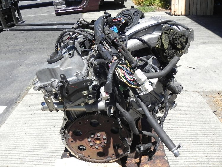 2002 lexus rx300 engine motor 2wd v6 es300 sienna. Black Bedroom Furniture Sets. Home Design Ideas