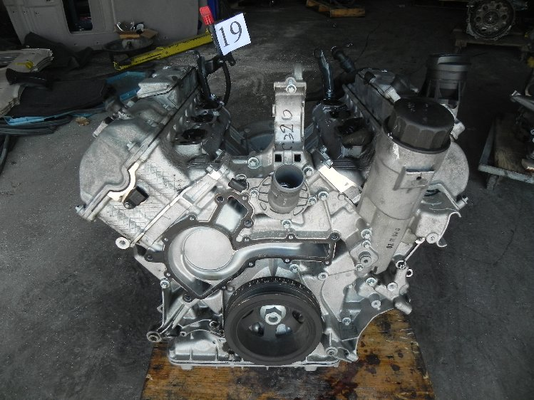 2002 mercedes benz c320 w203 engine motor 129 775k miles for Mercedes benz 3 2 v6 engine
