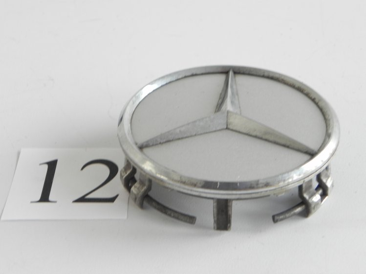 Mercedes benz many years models hub cap wheel rim tire for Mercedes benz wheel cap emblem